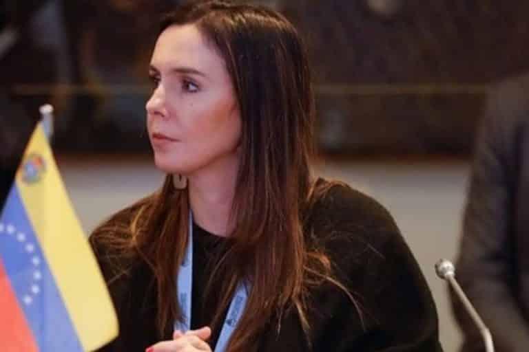 Elisa Trotta respondió a Alberto Fernández: en Venezuela no hay un bloqueo (+Vídeo)