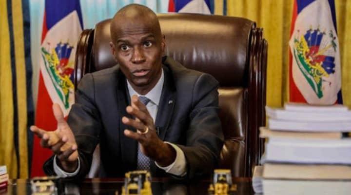 Abaten a cuatro presuntos asesinos del presidente de Haití