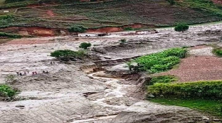 Inameh emitió Alerta Roja en cuatro estados por las lluvias para las próximas 24 horas