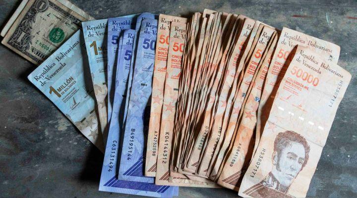 """Billetes en circulación convivirán con el Bolívar Digital """"hasta que el BCV lo determine"""""""