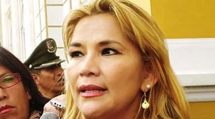 La expresidenta interina de Bolivia, Jeanine Áñez intentó suicidarse en prisión