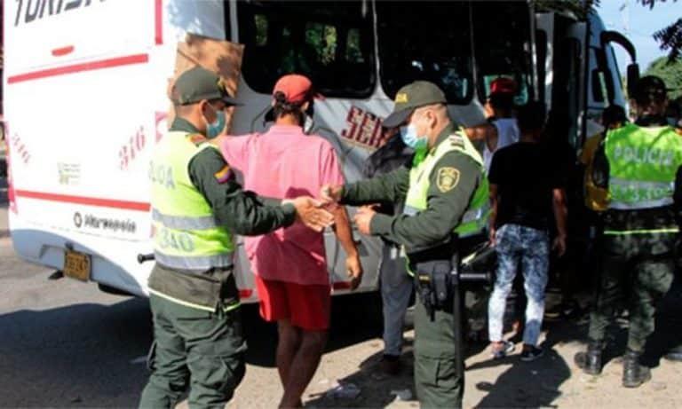Despliegue policial para buscar al «Koki» en Colombia (+Detalles)