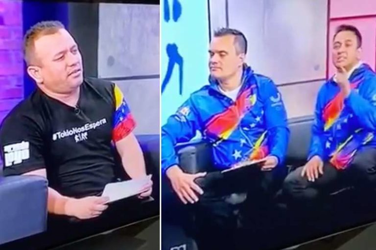 """Entrevistado en TVES denunció la falta de apoyo a los atletas en Tokio y así lo censuraron: """"Interrumpe eso"""" (+Video)"""