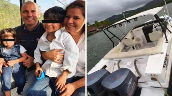 La conversación entre vecinos definió el viaje a La Tortuga que terminó en tragedia