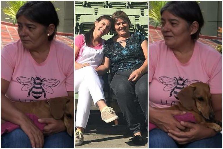 """El testimonio de la madre de Vianney, la mujer que sigue desaparecida tras naufragio hacia La Tortuga: """"Quiero ver a mi hija, sus perros han llorado"""""""