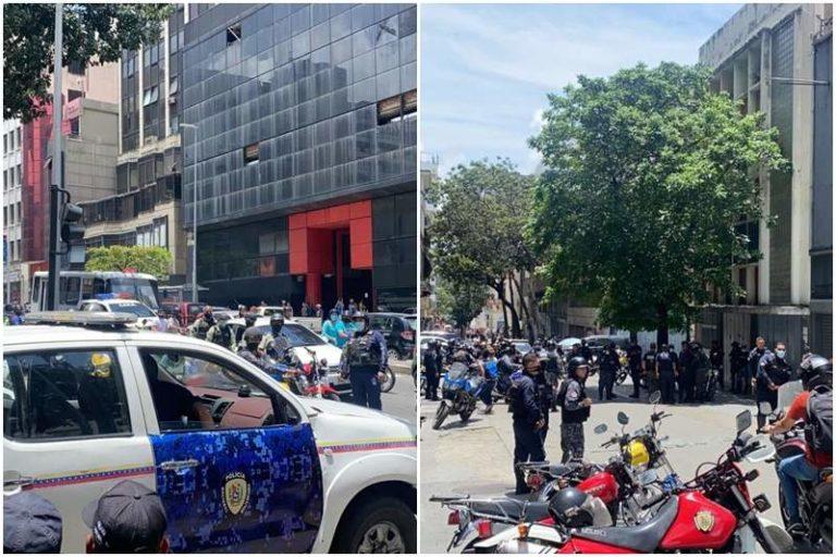 Robo frustrado en Caracas: funcionario de la PNB asesinado durante enfrentamiento con dos delincuentes en un local comercial