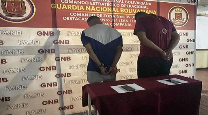 Capturaron a los asesinos del militar de MarketPlace: La banda del Tren de Aragua