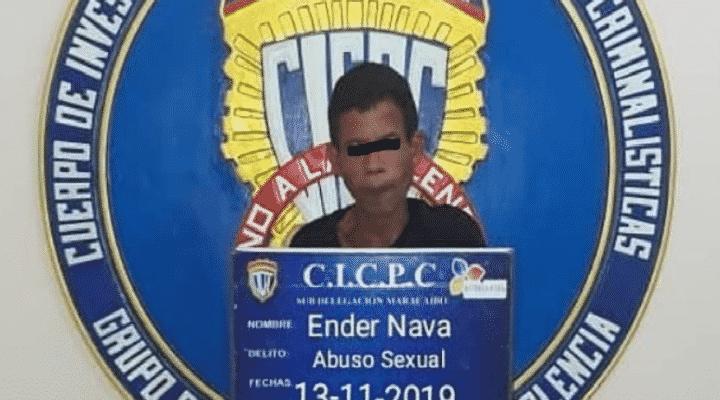 Agarraron a ladrón aberrado en Zulia por vi014r a madre e hija (Ender José Atencio Nava)