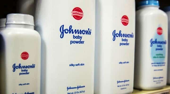 Johnson & Johnson recurrió a un truco jurídico para enfrentar los litigios por su talco para bebés