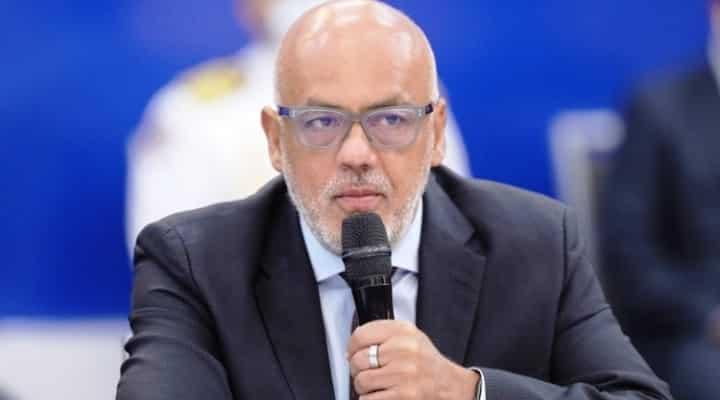 Jorge Rodríguez dijo sí a la propuesta del Senado de Colombia(Video)