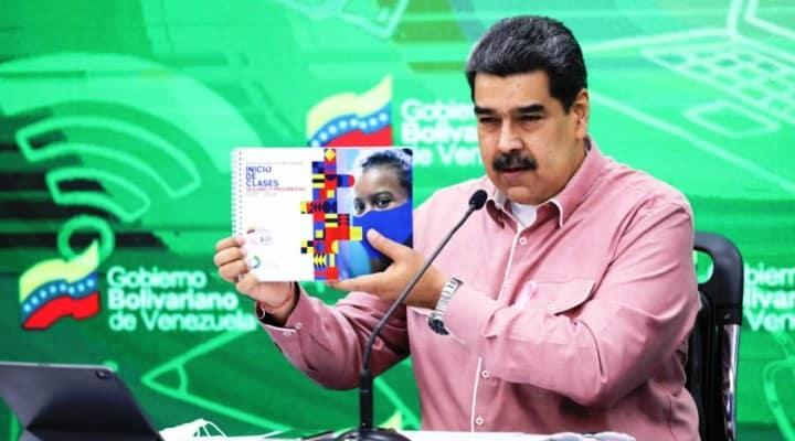 Estas son las medidas para inicio de clases presenciales en Venezuela (video)