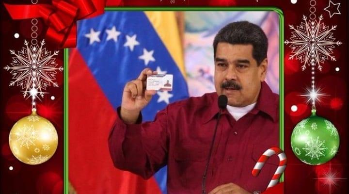 Maduro: Vamos a mejorar el salario de los trabajadores por el Carnet de la Patria (Video)