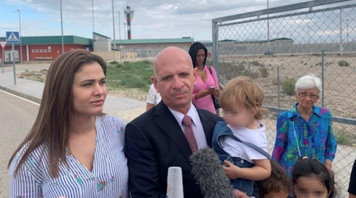 Audiencia acuerda hacer efectiva la entrega del Pollo Carvajal a EEUU tras rechazo de asilo