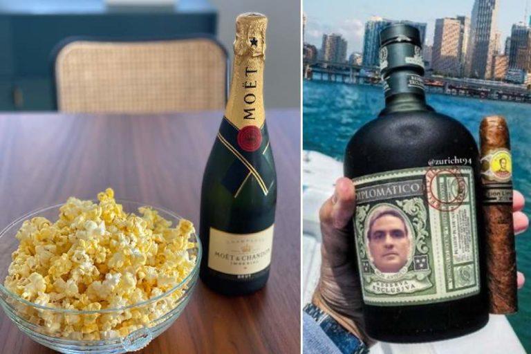 Champagne, cotufas y dulce de lechosa: Así celebra la oposición venezolana la extradición de Alex Saab a EEUU (+Detalles)