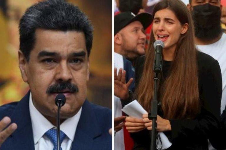 """Esposa de Alex Saab reiteró el compromiso de su familia con Nicolás Maduro: """"Él jamás se doblegará"""" (+Vídeo)"""