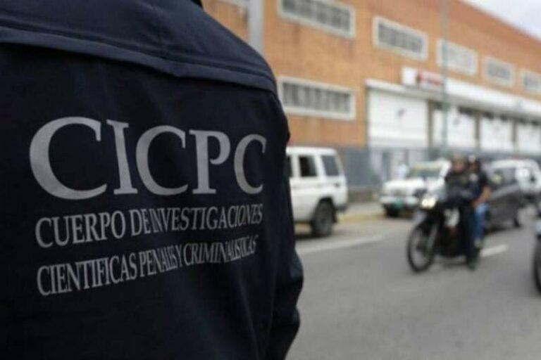 Por grabarse un video jugando con un fusil fueron detenidos 2 efectivos del Cicpc (+Detalles)