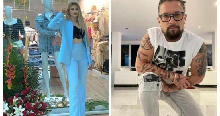 Así se defendió Liarys Hernández, de una seguidora que le dijo que gracias a Irrael fue que logró montar su tienda de ropa (+Captura)