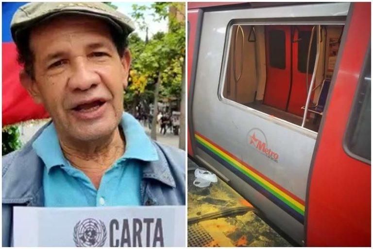 Falleció el economista Armando Sánchez: habría sufrido un paro respiratorio durante irregularidad en estación Los Dos Caminos del Metro de Caracas